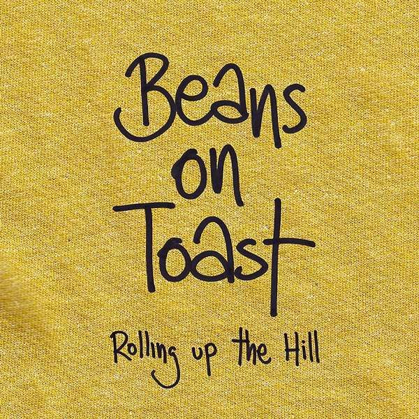 Beans On Toast 'Rolling Up The Hill' CD - Xtra Mile Recordings