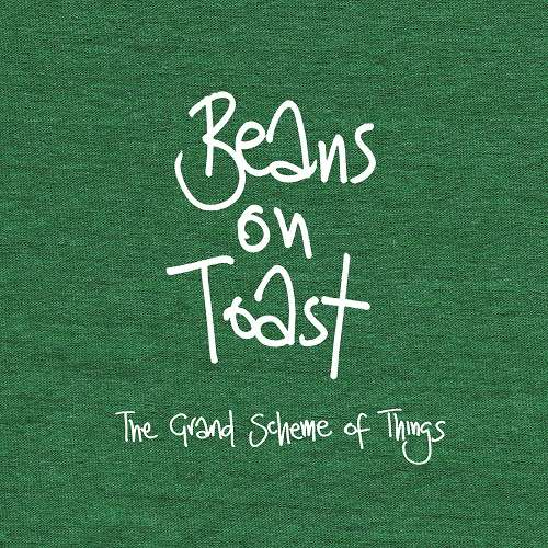 Beans On Toast 'The Grand Scheme Of Things' CD - Xtra Mile Recordings