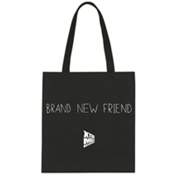 Brand New Friend - exclusive tote bag - Xtra Mile Recordings