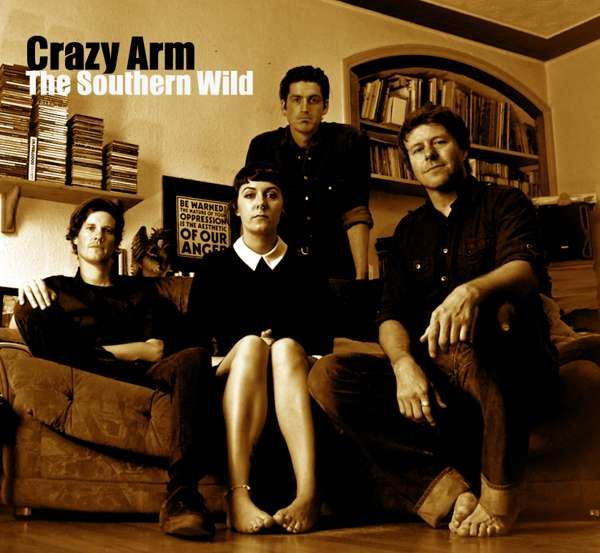 Crazy Arm - The Southern Wild - CD - Xtra Mile Recordings