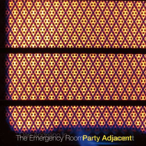Dan Andriano In The Emergency Room - Party Adjacent - CD & yellow LP - Xtra Mile Recordings