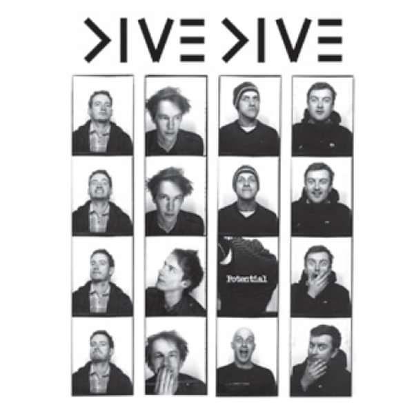 Dive Dive - Potential - CD - Xtra Mile Recordings