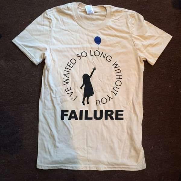 Failure - Balloon tee - Xtra Mile Recordings