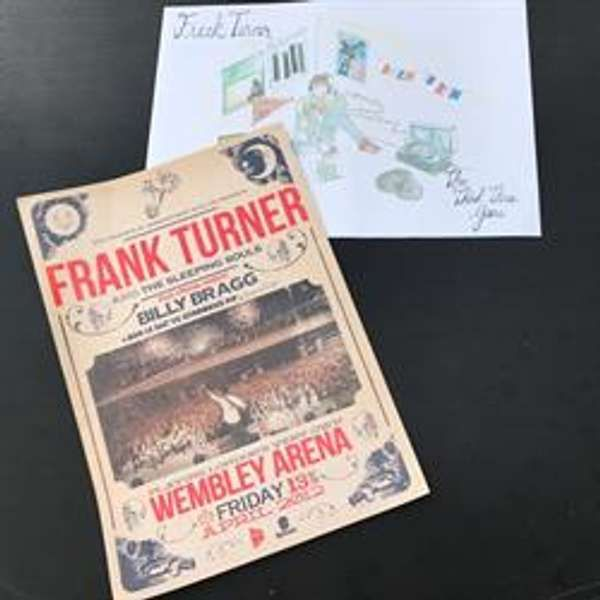 Frank Turner A3 prints bundle - Xtra Mile Recordings