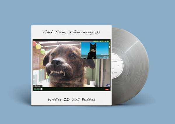 Frank Turner & Jon Snodgrass - 'Buddies II: Still Buddies' - goodies! - Xtra Mile Recordings