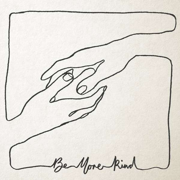Frank Turner 'Be More Kind' Clear Gatefold LP - Xtra Mile Recordings