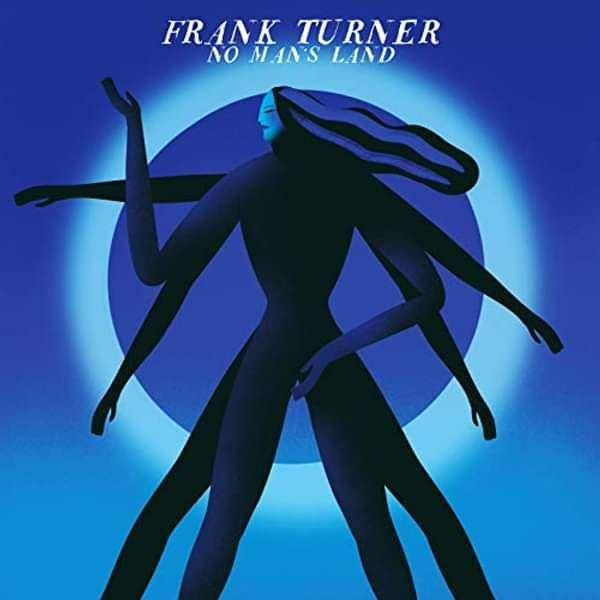 Frank Turner 'No Man's Land' Black LP & CD - Xtra Mile Recordings