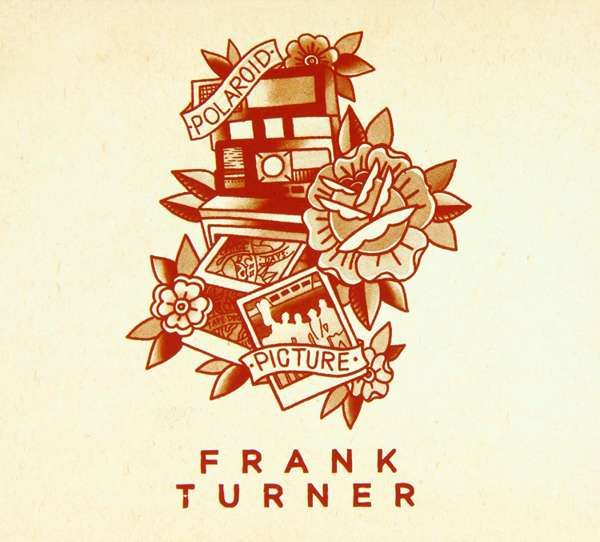 Frank Turner - 'Polaroid Picture' CD EP - Xtra Mile Recordings