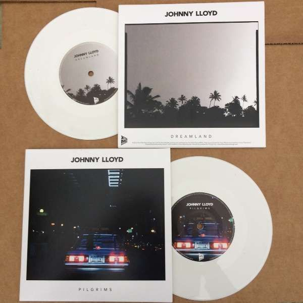 "Johnny Lloyd 'Dreamland EP' CD & 7"" vinyl - Xtra Mile Recordings"