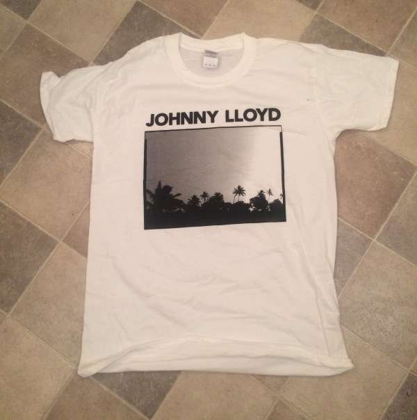 Johnny Lloyd - Dreamland tee - Xtra Mile Recordings