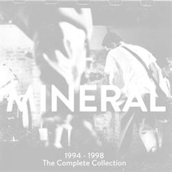 Mineral '1994 – 1998 The Complete Collection' double CD - Xtra Mile Recordings