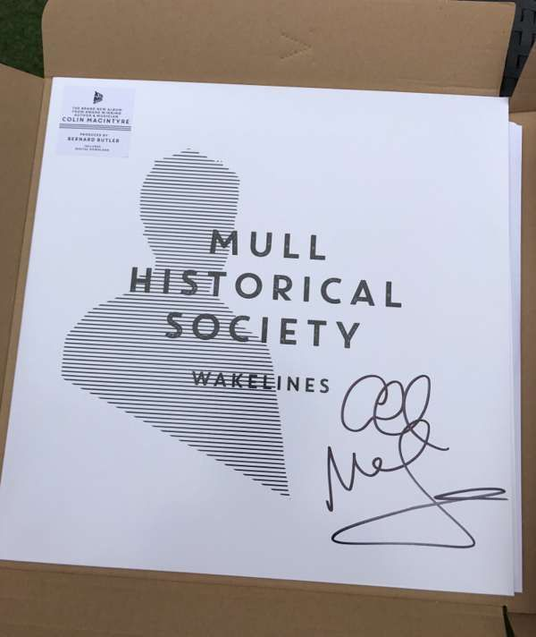 Mull Historical Society - MHS now and forever!! - Xtra Mile Recordings