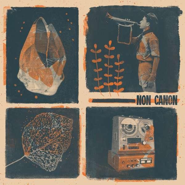 Non Canon - CD and Black vinyl - Xtra Mile Recordings