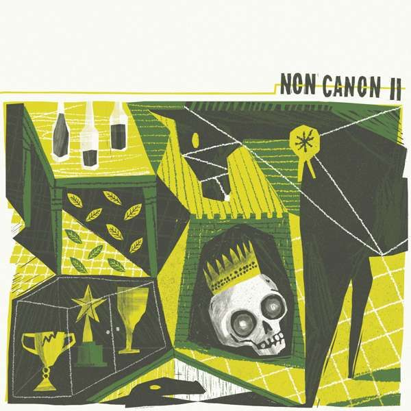 Non Canon II - download, CD & Limited edition LP - Xtra Mile Recordings