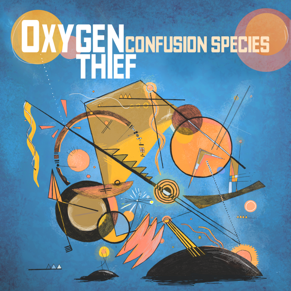 Oxygen Thief 'Confusion Species' CD & Blue LP - Xtra Mile Recordings