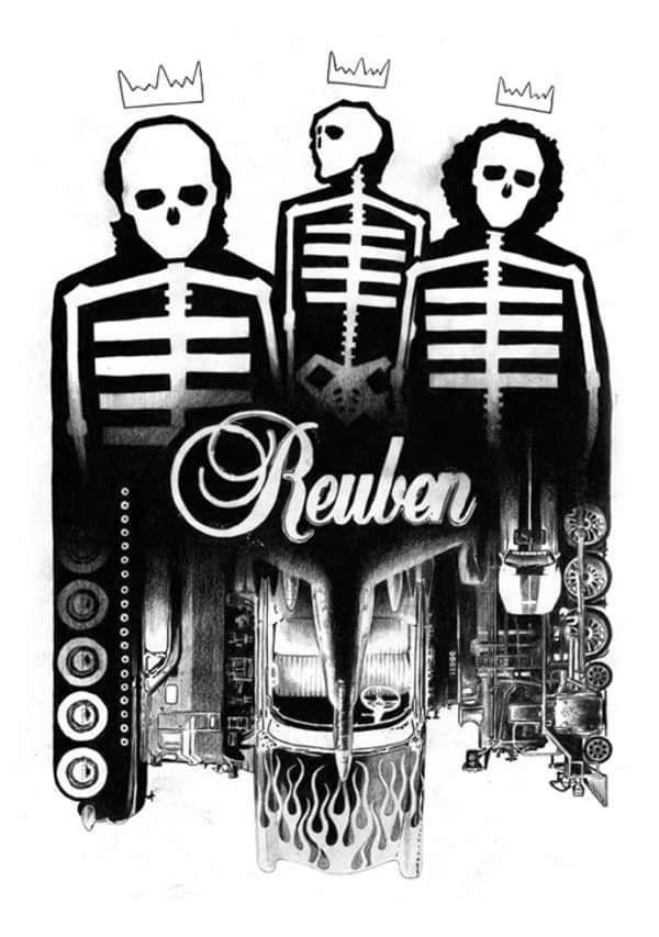 Reuben - Exclusive Prints - Xtra Mile Recordings