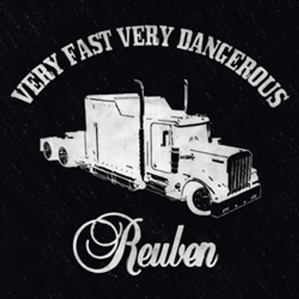 Reuben 'Very Fast Very Dangerous' CD - Xtra Mile Recordings
