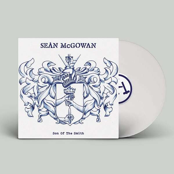 Sean McGowan 'Son Of The Smith'  - CD & white LP - Xtra Mile Recordings