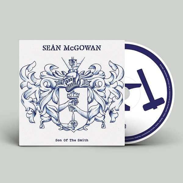 Sean McGowan 'Son Of The Smith'  - CD - Xtra Mile Recordings