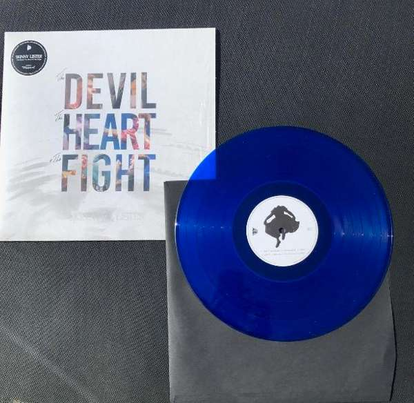 Skinny Lister 'The Devil, The Heart & The Fight' CD, deluxe double CD & Blue vinyl - Xtra Mile Recordings
