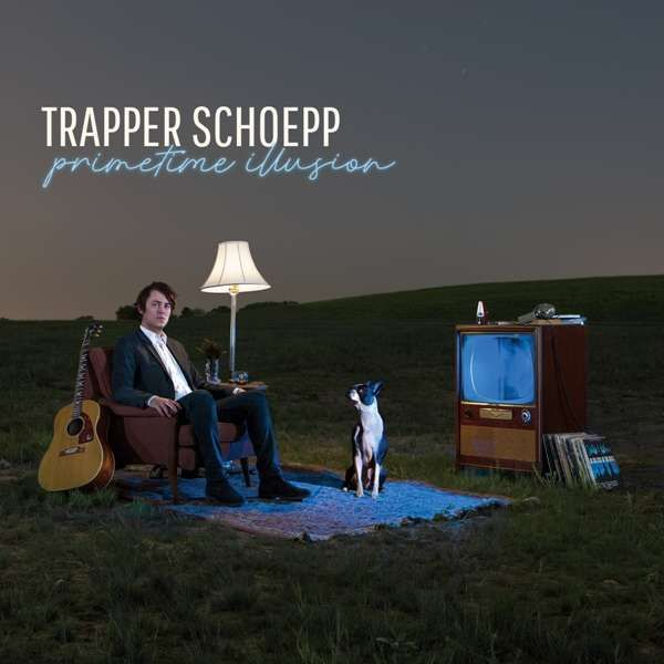Trapper Schoepp 'Primetime Illusion' CD & LP - Xtra Mile Recordings