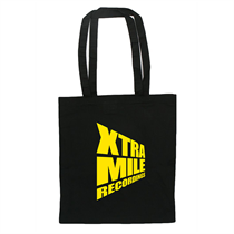 Xtra Mile Recordings - Tote bag - Xtra Mile Recordings