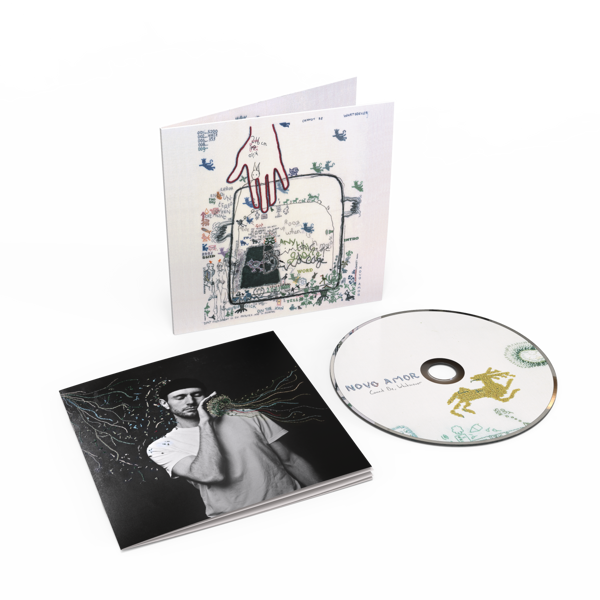 Cannot Be, Whatsoever (CD) - Novo Amor