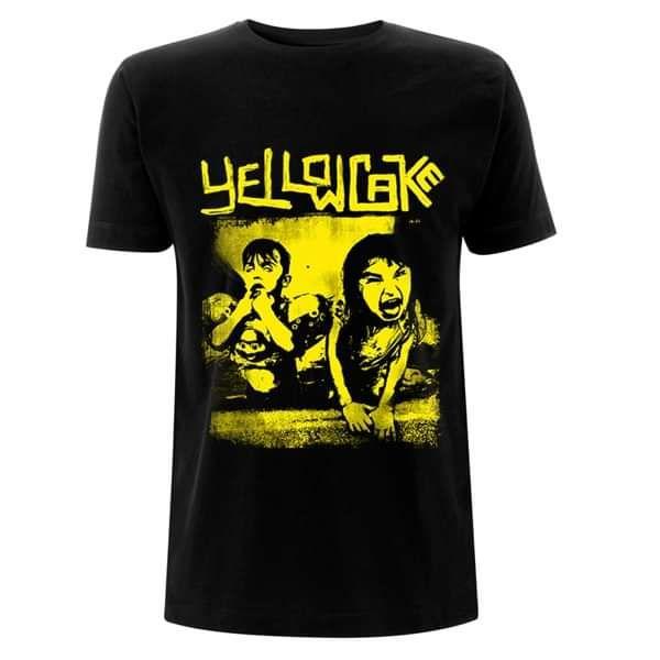 Yellowcake – How Many Days – Tee - Yellowcake