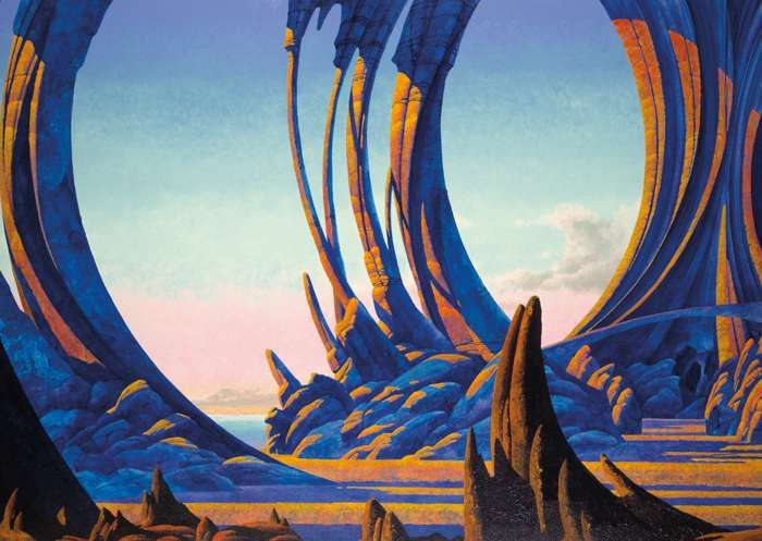 Limited Edition Yes Union Roger Dean Gallery Quality Giclee Print - Yes - Union 30