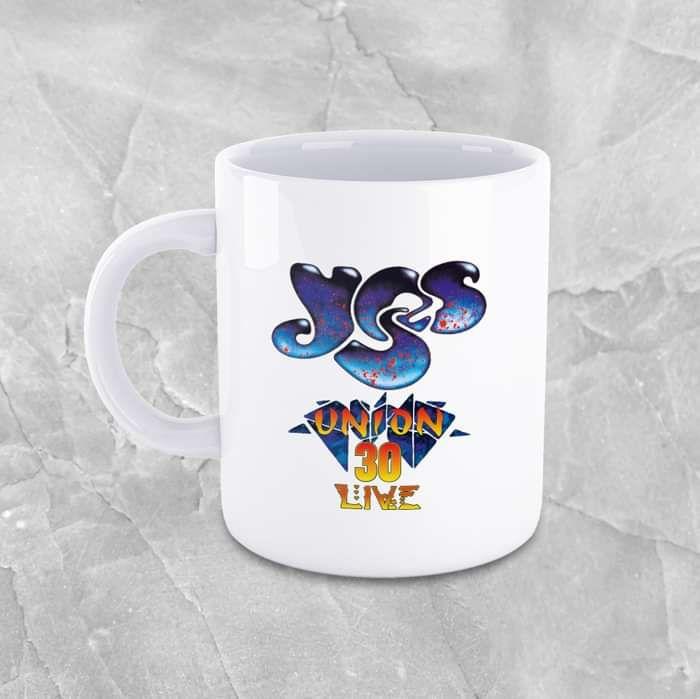 Yes - Union 30 Anniversary Mug - Yes - Union 30