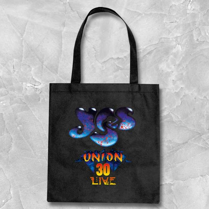Yes - Union 30 Anniversary Tote Bag - Yes - Union 30