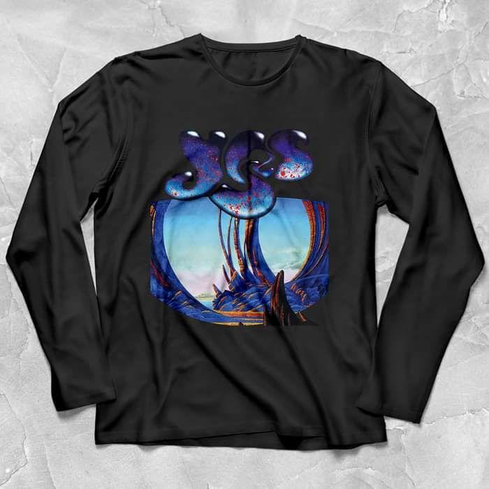 Yes - Union 30 Vintage Design Long Sleeve T Shirt 1 - Yes - Union 30