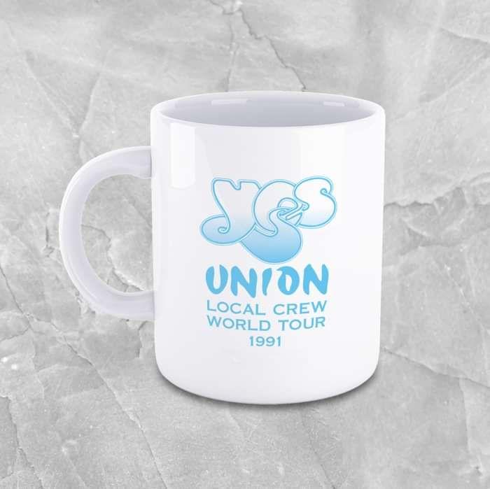 Yes - Union 30 Vintage Design Mug 2 - Yes - Union 30