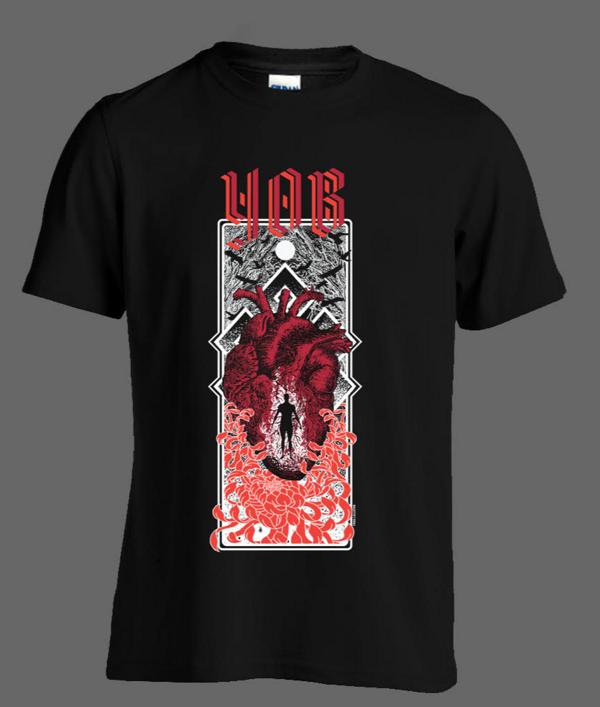 Ablaze Unisex T-Shirt - Yob