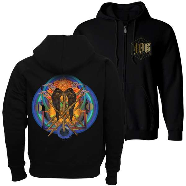Our Raw Heart Hoodie - Yob