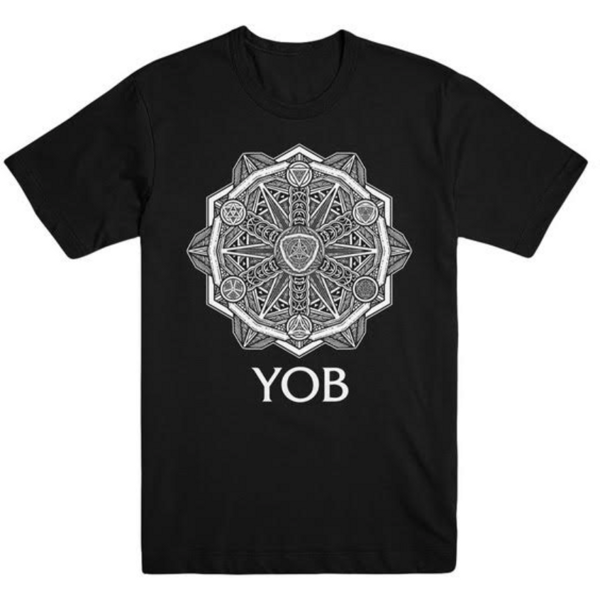Thomas Hooper T-Shirt w/ Tour Dates - Yob
