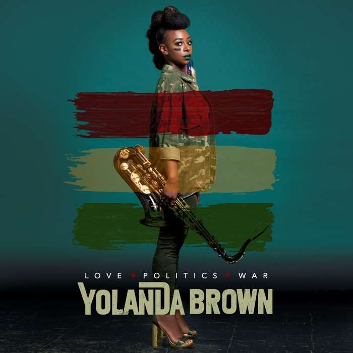 Love Politics War (Signed CD) - YolanDa Brown