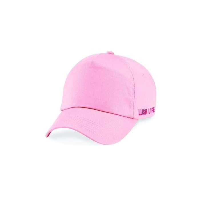 Lush Life – Pink Baseball Cap - Zara Larsson
