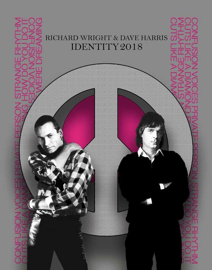 A2 Poster - Richard Wright & Dave Harris - Zee