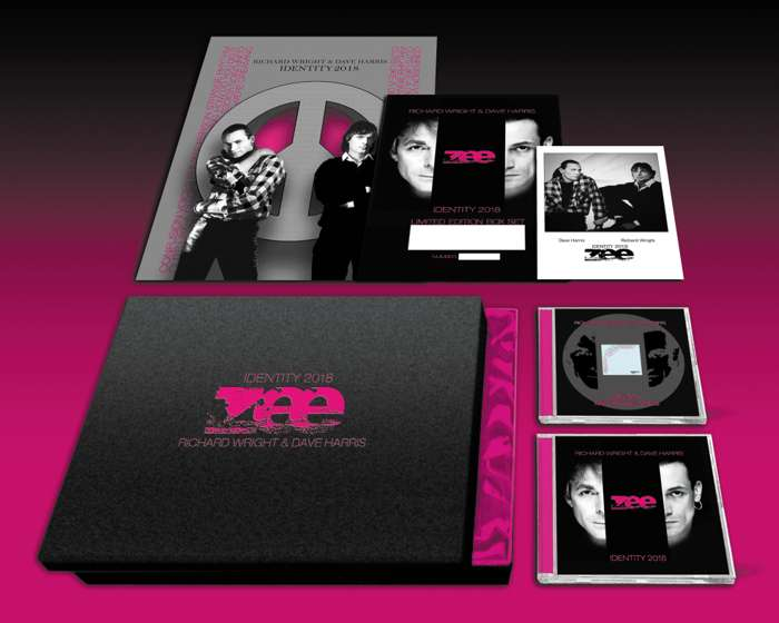 Identity Box Set - Richard Wright & Dave Harris - Zee