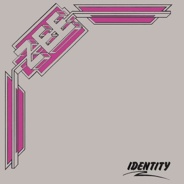Identity Signed Remastered CD in Card Packaging - Richard Wright & Dave Harris - Zee