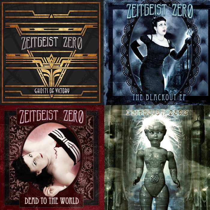 Full CD Album Discography (inc. download) - Zeitgeist Zero