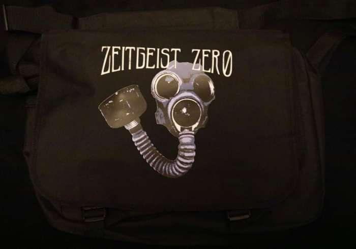Geist Army Gas Mask Bag - Zeitgeist Zero