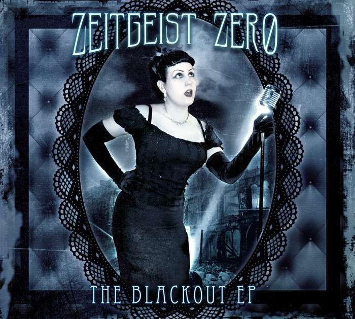 The Blackout - CD album (inc. download) - Zeitgeist Zero