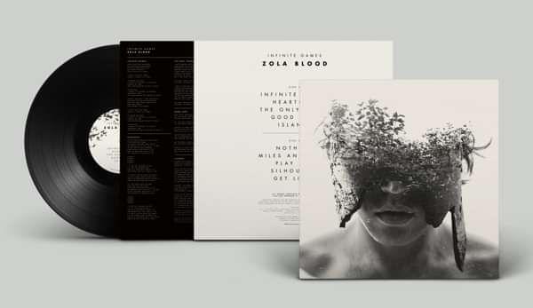 "Infinite Games 12"" Vinyl - Zola Blood"
