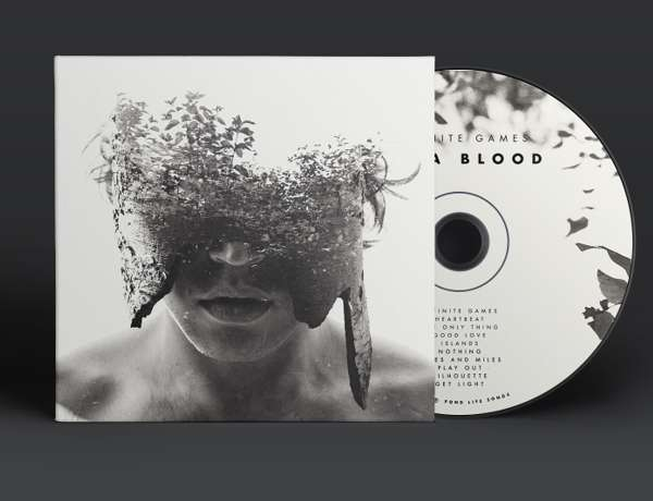 Infinite Games - Compact Disc - Zola Blood