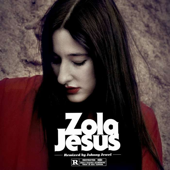 """Wiseblood"" (Johnny Jewel Remixes) 12"" EP - Zola Jesus"